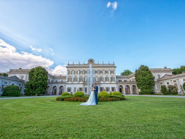 Il matrimonio di Stefano e Renata a Cassano d'Adda, Milano 37