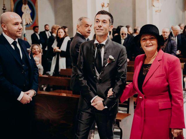 Il matrimonio di Elisabetta e Luca a Montespertoli, Firenze 20