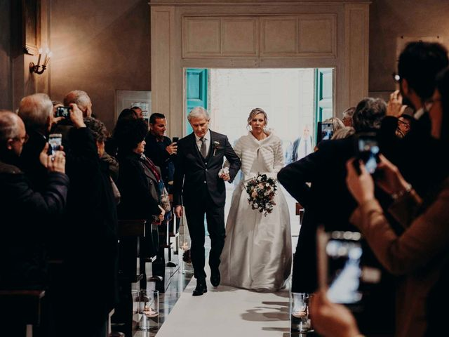 Il matrimonio di Elisabetta e Luca a Montespertoli, Firenze 22