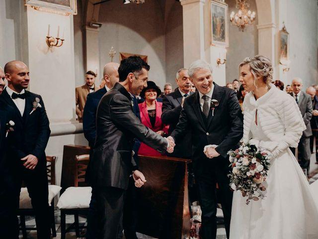 Il matrimonio di Elisabetta e Luca a Montespertoli, Firenze 23