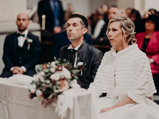 Il matrimonio di Elisabetta e Luca a Montespertoli, Firenze 28