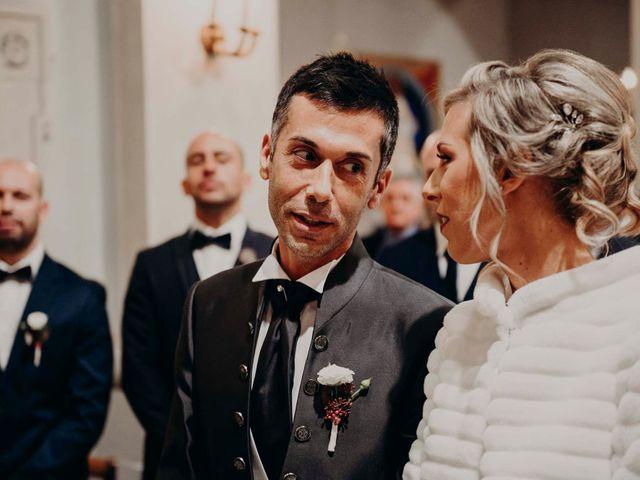 Il matrimonio di Elisabetta e Luca a Montespertoli, Firenze 29