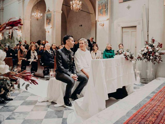 Il matrimonio di Elisabetta e Luca a Montespertoli, Firenze 32