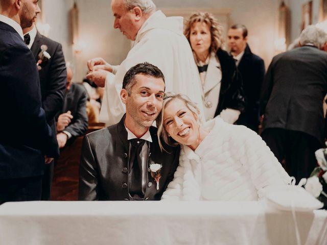 Il matrimonio di Elisabetta e Luca a Montespertoli, Firenze 33