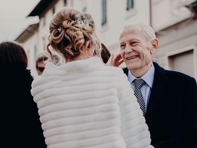 Il matrimonio di Elisabetta e Luca a Montespertoli, Firenze 39