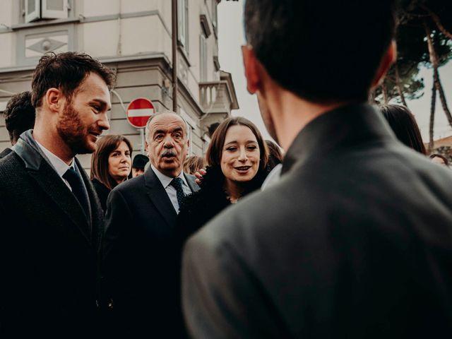 Il matrimonio di Elisabetta e Luca a Montespertoli, Firenze 40