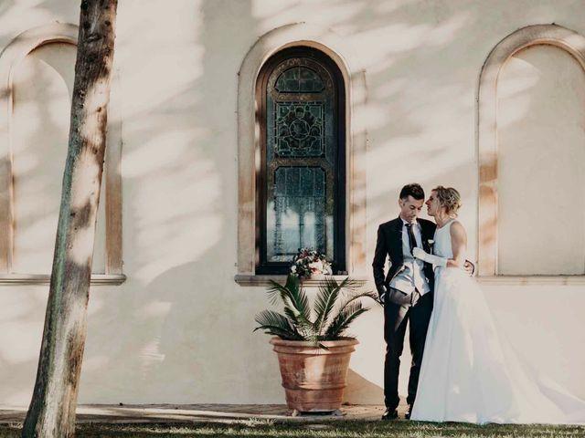 Il matrimonio di Elisabetta e Luca a Montespertoli, Firenze 42