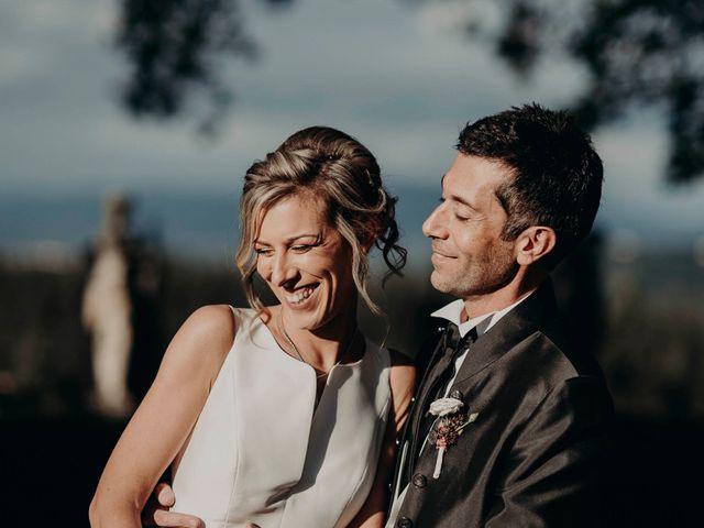 Il matrimonio di Elisabetta e Luca a Montespertoli, Firenze 48