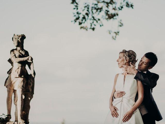Il matrimonio di Elisabetta e Luca a Montespertoli, Firenze 51