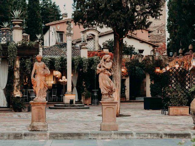 Il matrimonio di Elisabetta e Luca a Montespertoli, Firenze 55