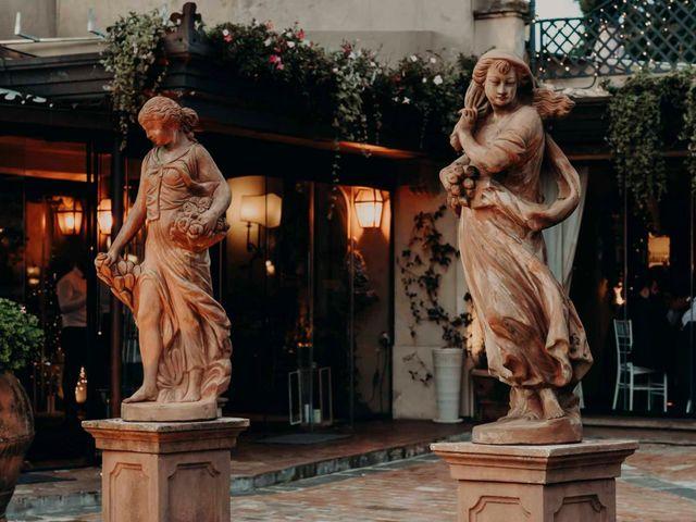 Il matrimonio di Elisabetta e Luca a Montespertoli, Firenze 56