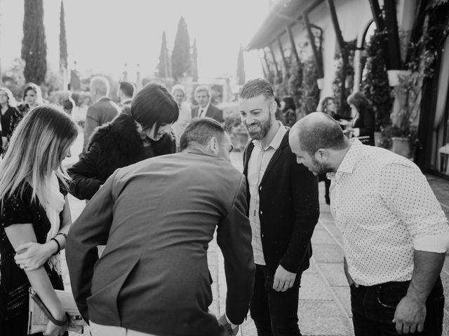 Il matrimonio di Elisabetta e Luca a Montespertoli, Firenze 60