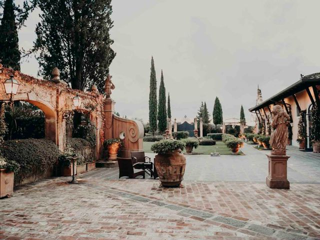 Il matrimonio di Elisabetta e Luca a Montespertoli, Firenze 65