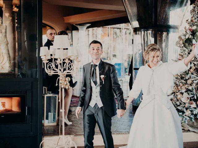 Il matrimonio di Elisabetta e Luca a Montespertoli, Firenze 67
