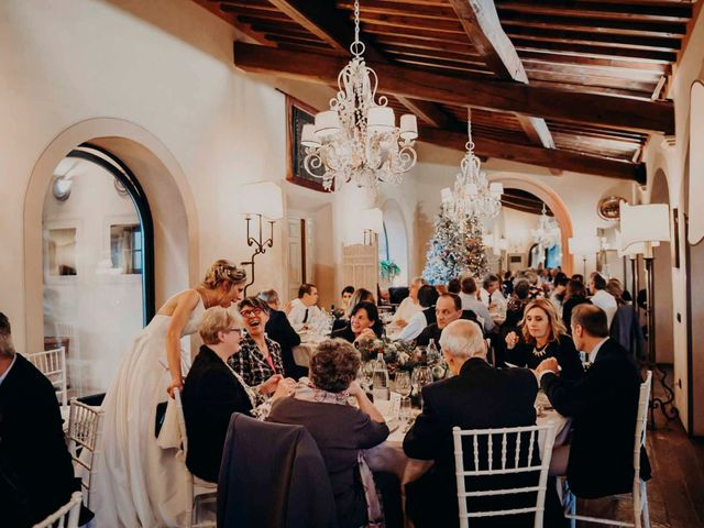 Il matrimonio di Elisabetta e Luca a Montespertoli, Firenze 69