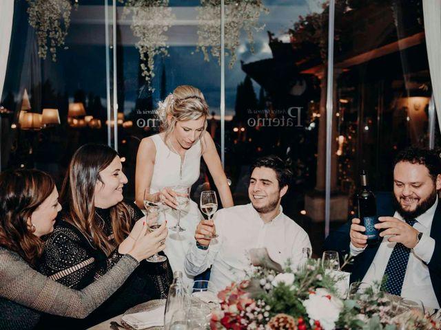 Il matrimonio di Elisabetta e Luca a Montespertoli, Firenze 70