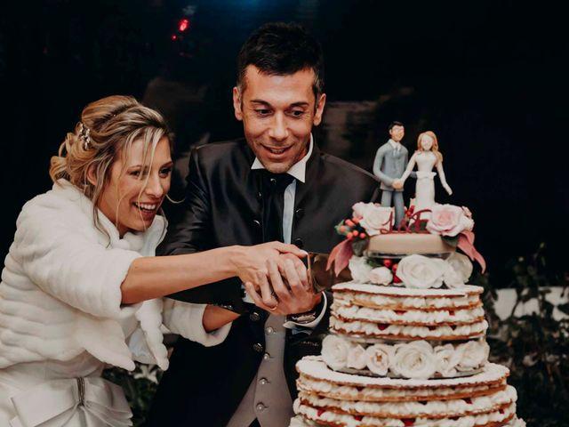 Il matrimonio di Elisabetta e Luca a Montespertoli, Firenze 73
