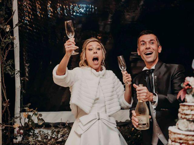 Il matrimonio di Elisabetta e Luca a Montespertoli, Firenze 74