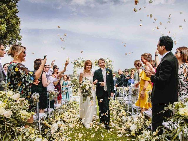 Le nozze di Monica e Matthew