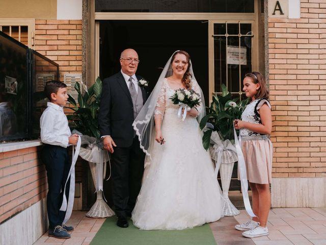 Il matrimonio di Miriam e Luca a Roma, Roma 19