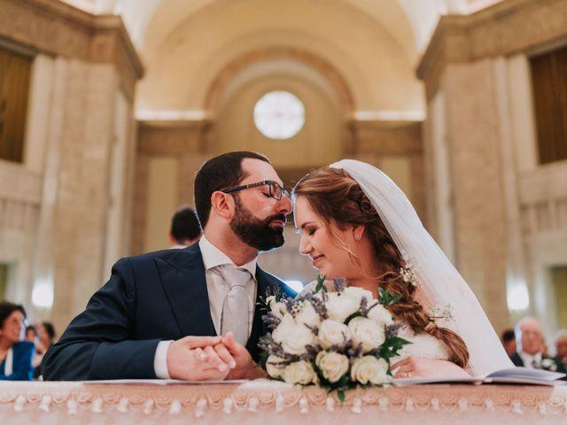 Il matrimonio di Miriam e Luca a Roma, Roma 49