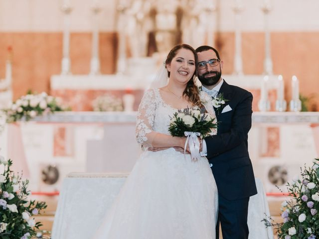 Il matrimonio di Miriam e Luca a Roma, Roma 51