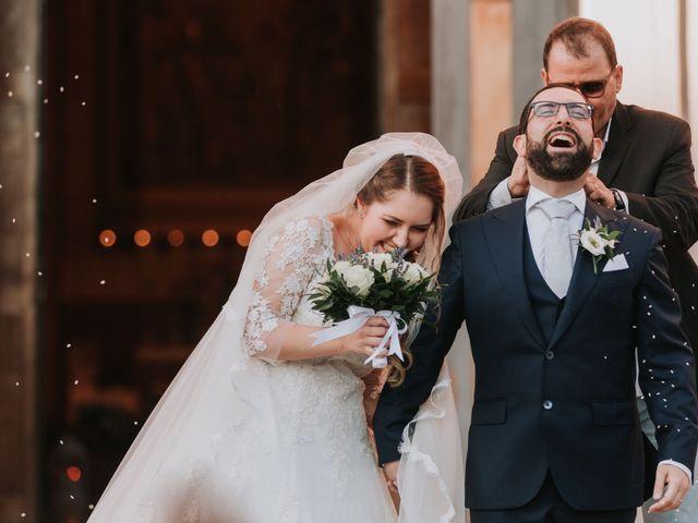 Il matrimonio di Miriam e Luca a Roma, Roma 54