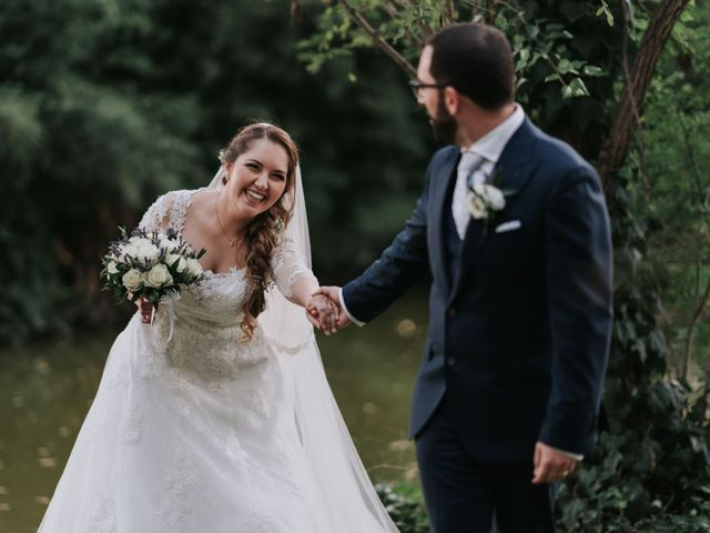 Il matrimonio di Miriam e Luca a Roma, Roma 62