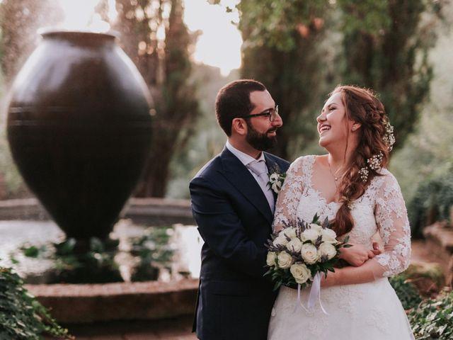 Il matrimonio di Miriam e Luca a Roma, Roma 71