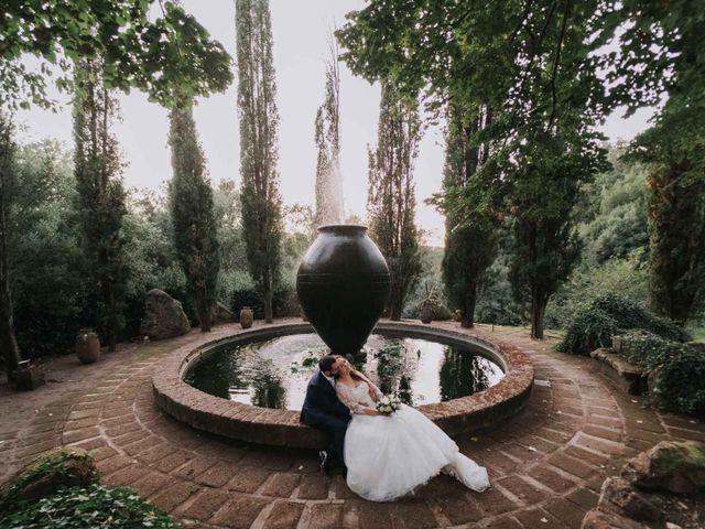 Il matrimonio di Miriam e Luca a Roma, Roma 1
