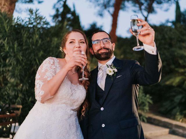 Il matrimonio di Miriam e Luca a Roma, Roma 74