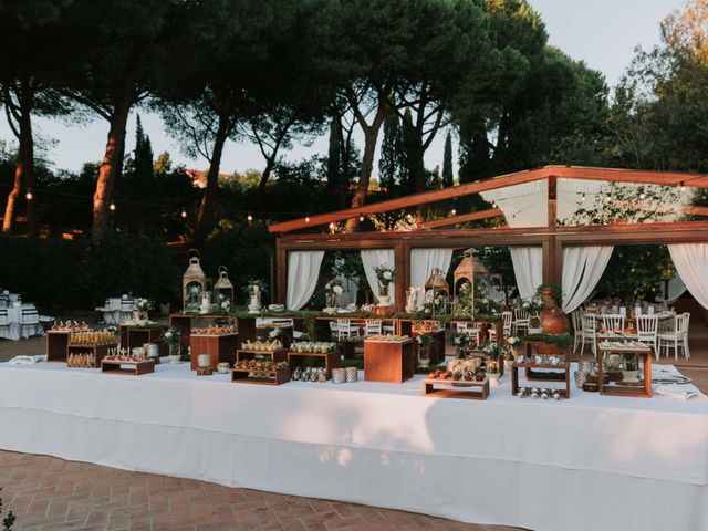 Il matrimonio di Miriam e Luca a Roma, Roma 83