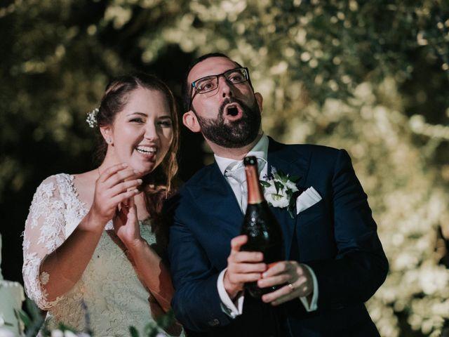 Il matrimonio di Miriam e Luca a Roma, Roma 95