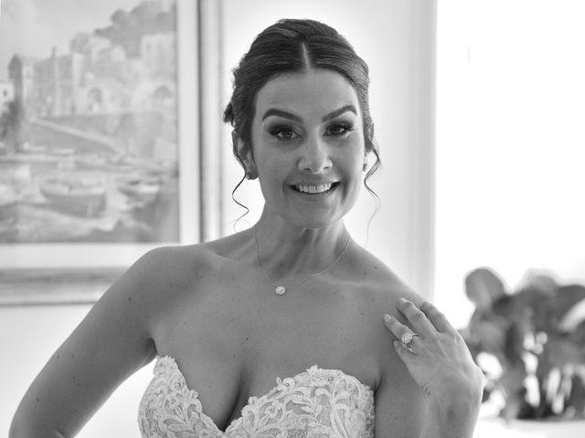 Il matrimonio di Erika e Coy a Massa Lubrense, Napoli 14