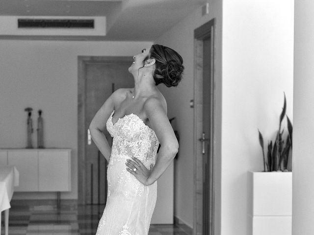 Il matrimonio di Erika e Coy a Massa Lubrense, Napoli 16