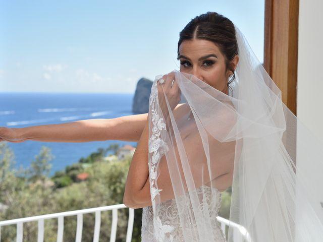Il matrimonio di Erika e Coy a Massa Lubrense, Napoli 22