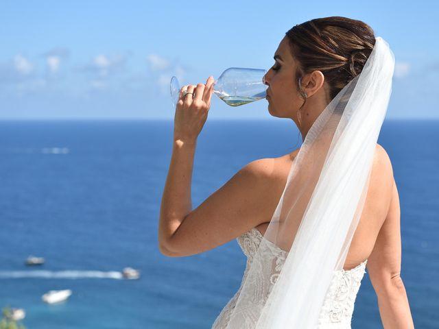 Il matrimonio di Erika e Coy a Massa Lubrense, Napoli 24