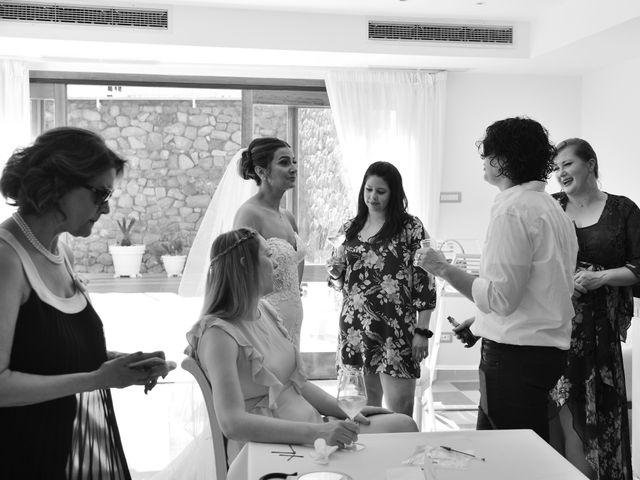 Il matrimonio di Erika e Coy a Massa Lubrense, Napoli 25