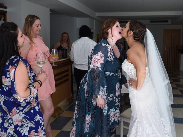 Il matrimonio di Erika e Coy a Massa Lubrense, Napoli 26