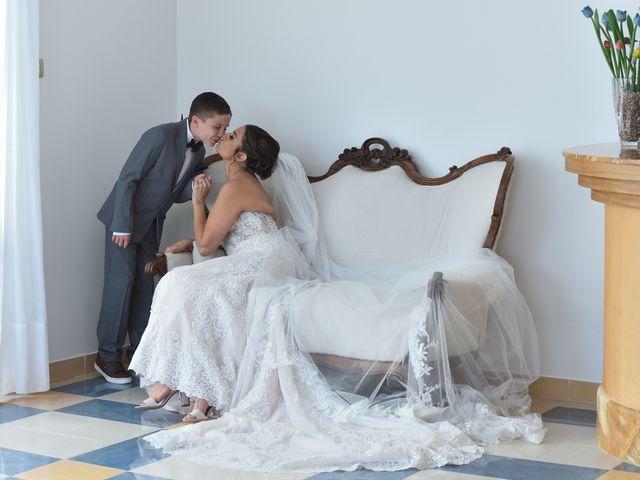 Il matrimonio di Erika e Coy a Massa Lubrense, Napoli 29