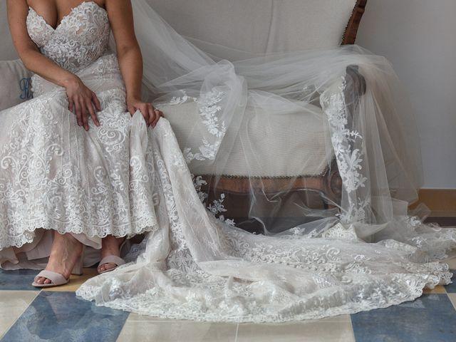 Il matrimonio di Erika e Coy a Massa Lubrense, Napoli 30