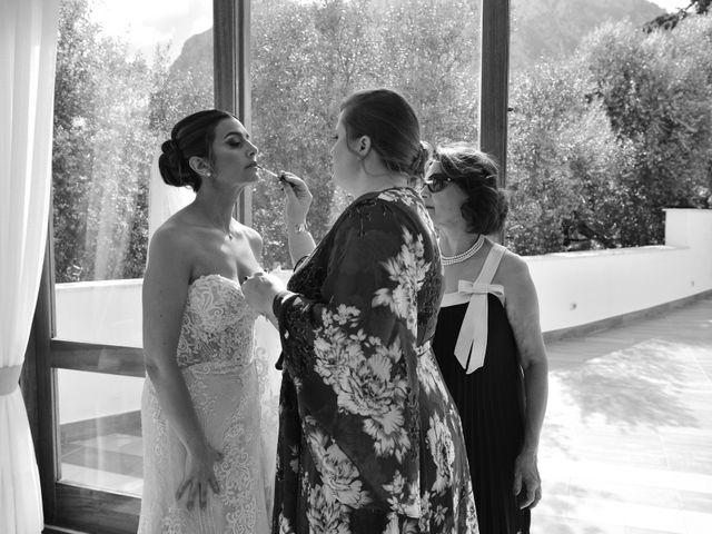 Il matrimonio di Erika e Coy a Massa Lubrense, Napoli 32