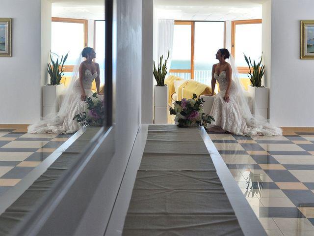 Il matrimonio di Erika e Coy a Massa Lubrense, Napoli 34
