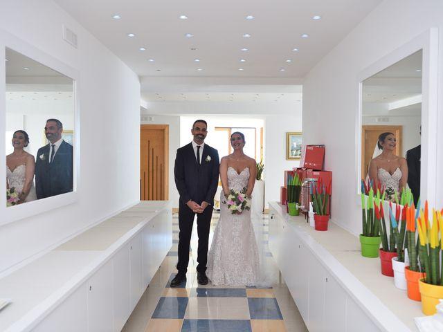 Il matrimonio di Erika e Coy a Massa Lubrense, Napoli 36