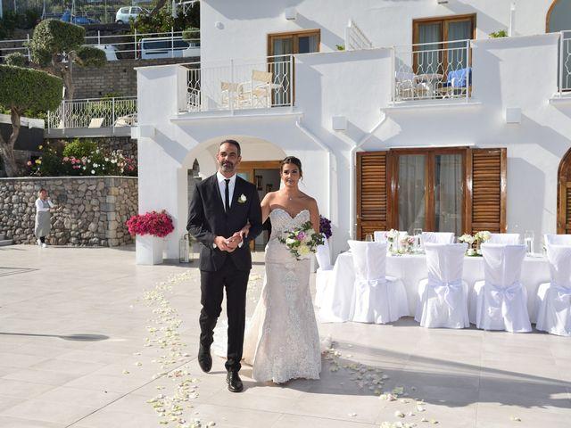 Il matrimonio di Erika e Coy a Massa Lubrense, Napoli 39