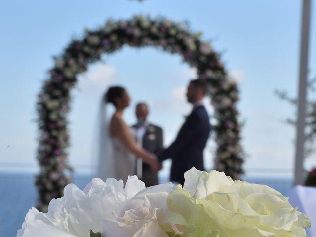 Il matrimonio di Erika e Coy a Massa Lubrense, Napoli 43