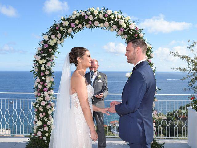 Il matrimonio di Erika e Coy a Massa Lubrense, Napoli 45