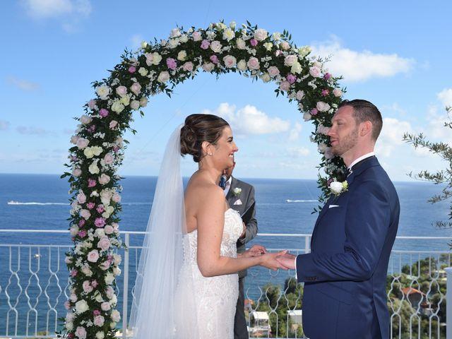 Il matrimonio di Erika e Coy a Massa Lubrense, Napoli 46