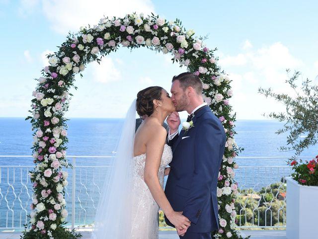 Il matrimonio di Erika e Coy a Massa Lubrense, Napoli 47