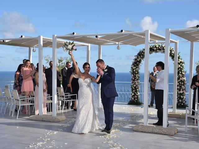 Il matrimonio di Erika e Coy a Massa Lubrense, Napoli 49